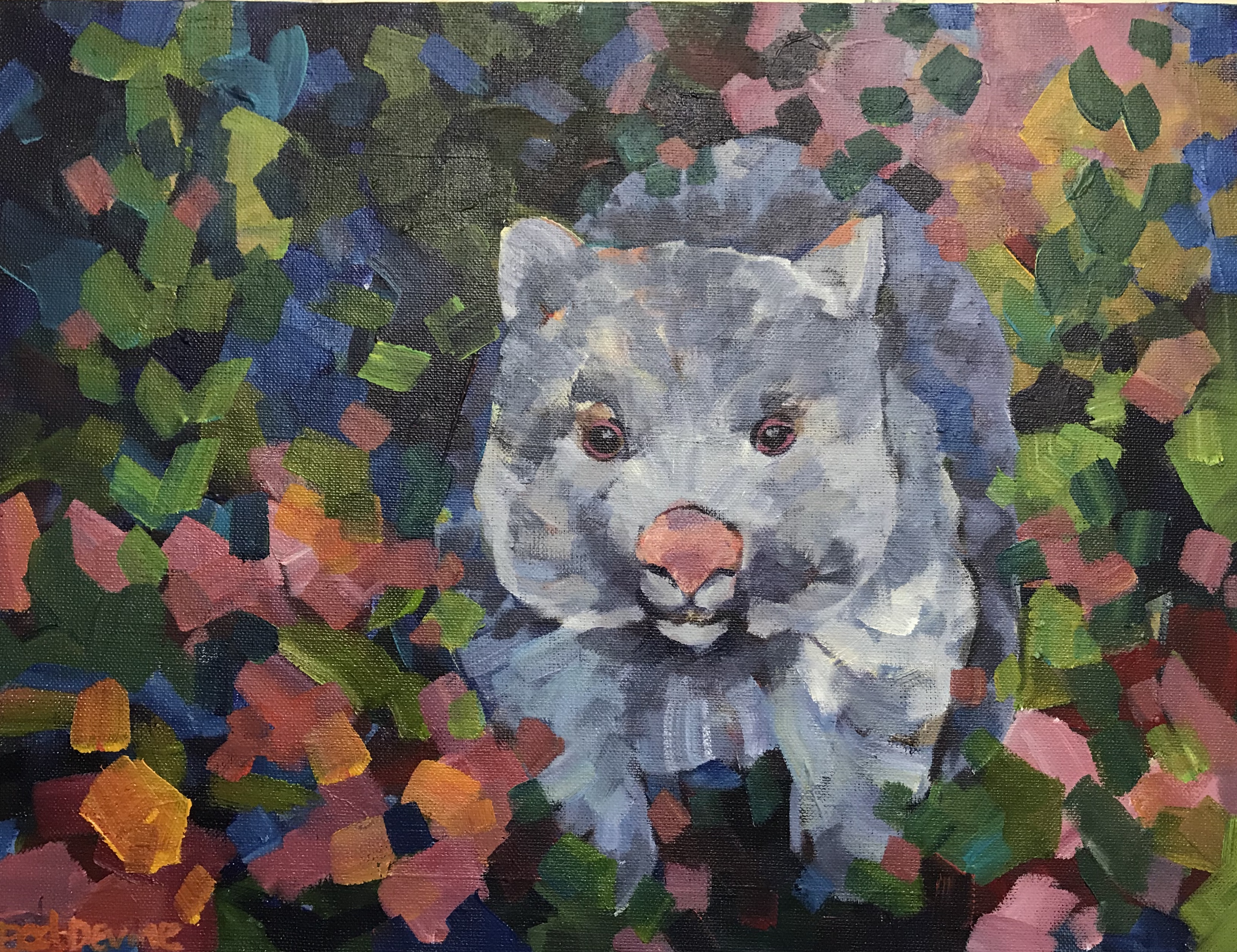 "Recently Sold ""Wombat"""